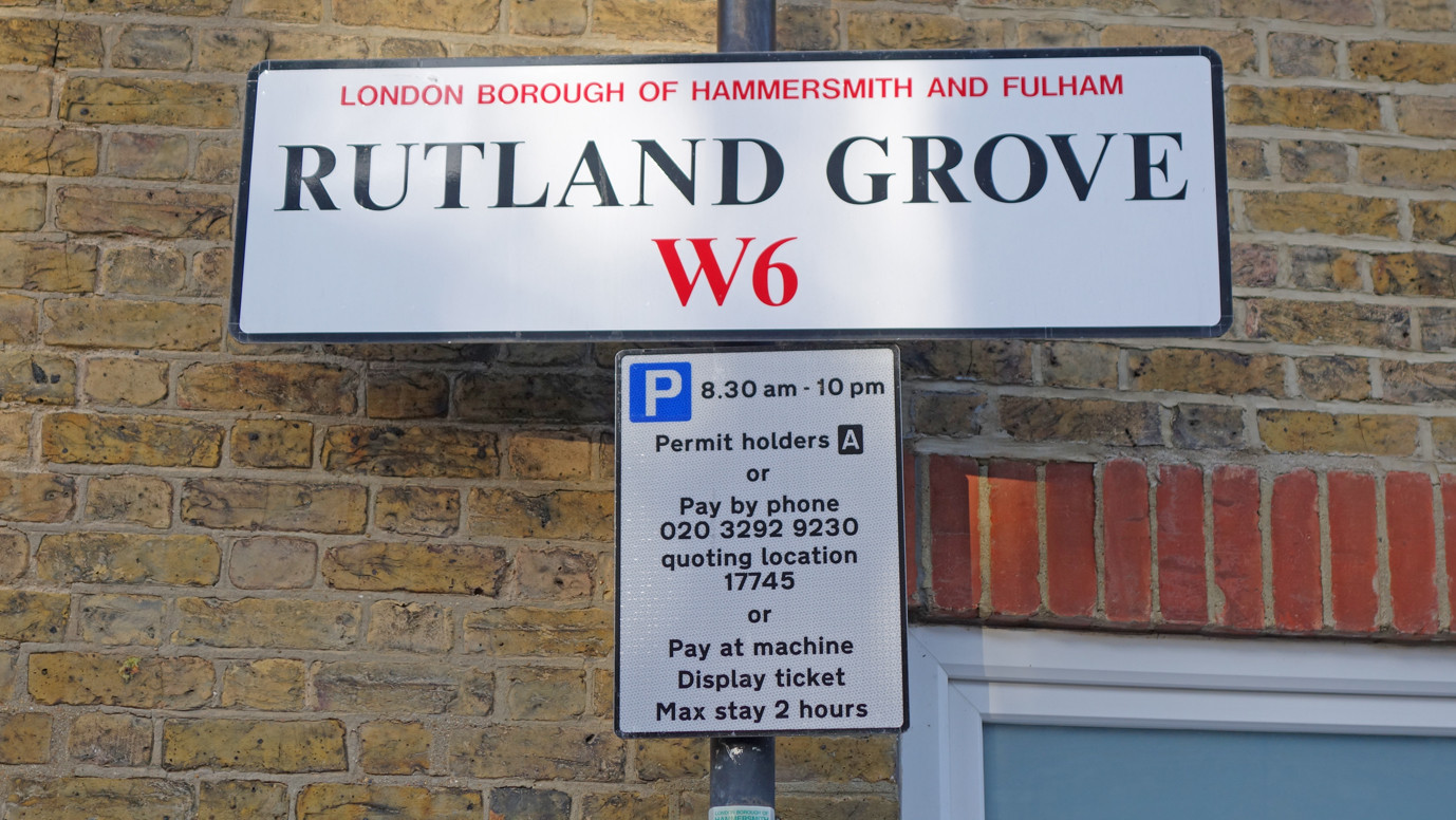 Rutland Grove Parking