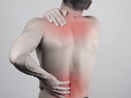Pain and my aching back