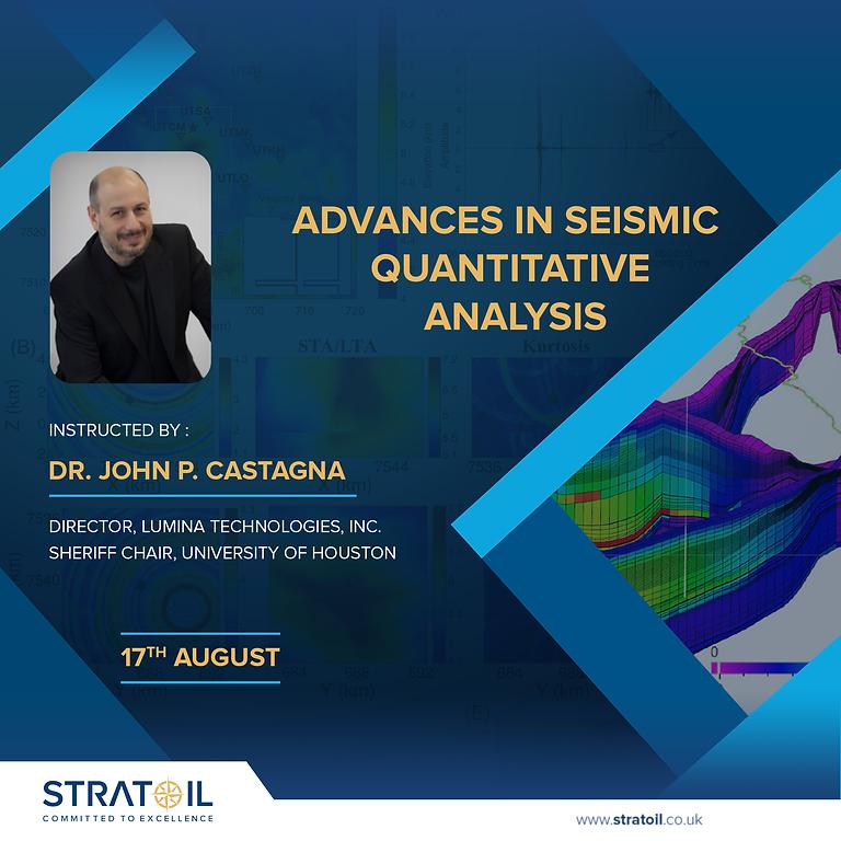 Advances in Seismic Quantitative Analysis