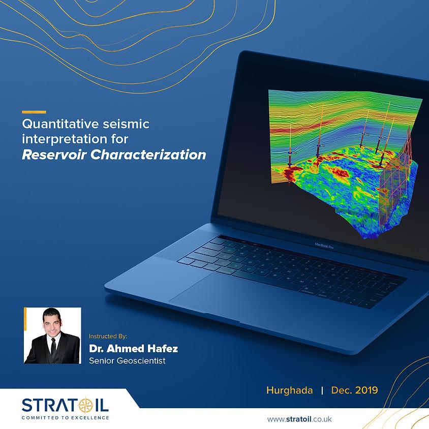 Quantitative seismic interpretation for reservoir characterization  (1)