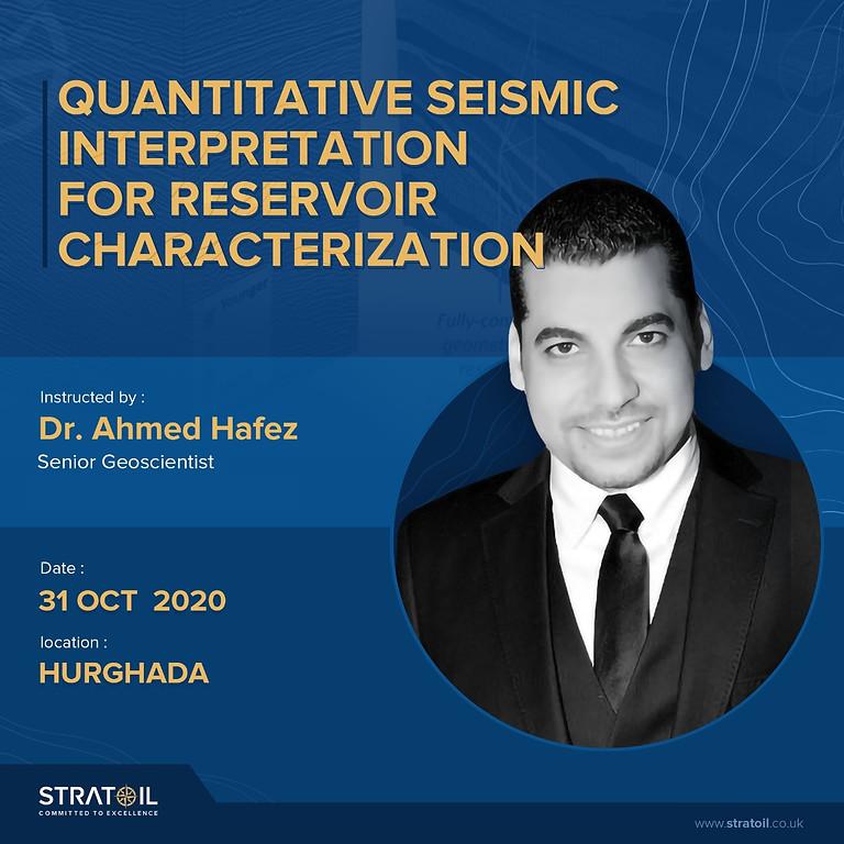 Quantitative seismic interpretation for reservoir characterization