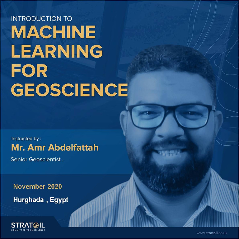 Introduction to Machine Learning for Geoscience