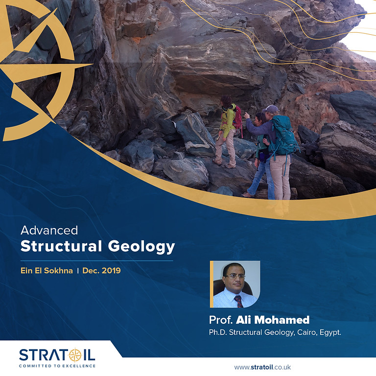 Advanced Structural Geology