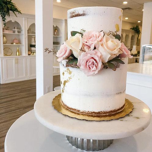Semi Naked Celebration Cake