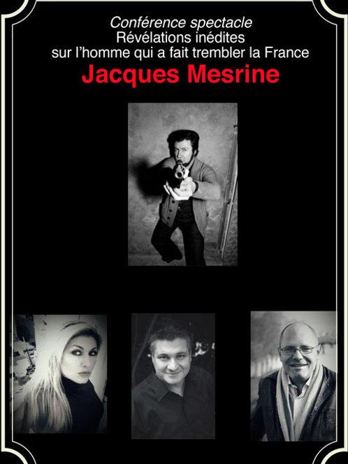 Jacques Mesrine, 15 avril 20h30
