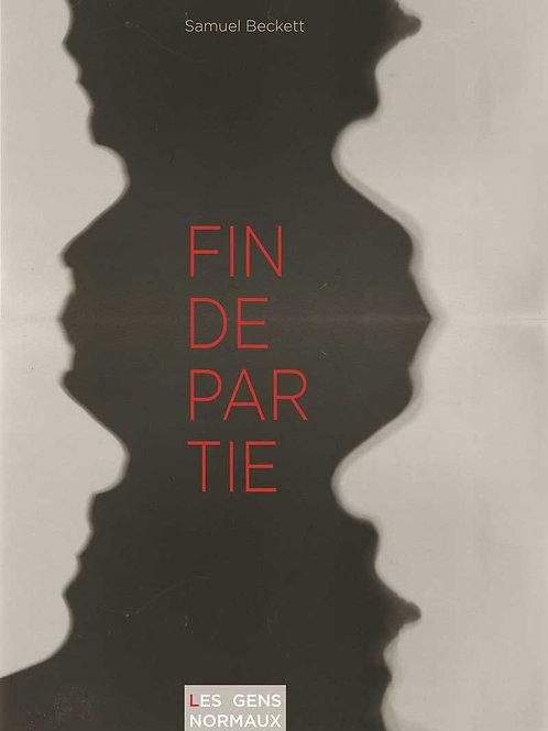 Fin de partie - Samuel Beckett - 27-28 et 29 sept - 20h30