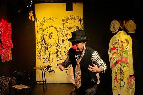 Les histoires de p.p.clown
