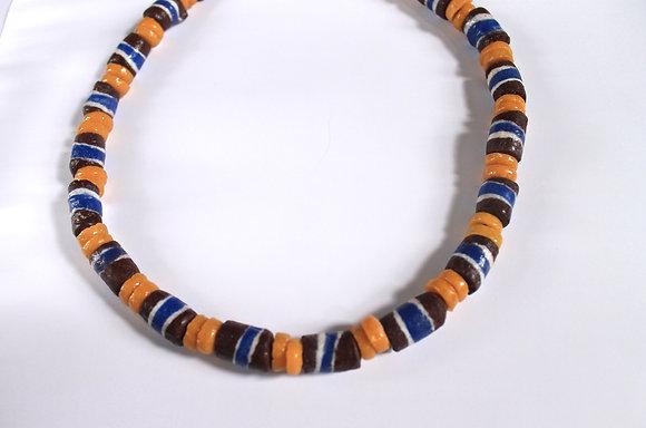 Ghana Beaded Necklace