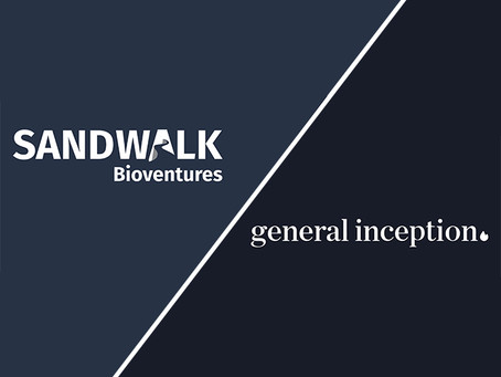 Sandwalk and General Inception team up to develop next-generation microbiome technologies