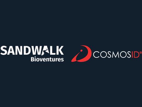 Sandwalk BioVentures and CosmosID Launch Joint GRAS Genomic Reporting Service