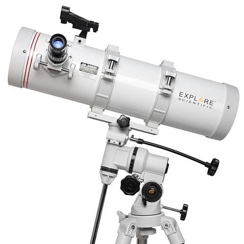 EXPLORE SCIENTIFIC 130/600 EQ-3 Reflector Telescope