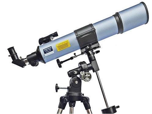 BRESSER 80/700 EQ Doublet Refractor Telescope