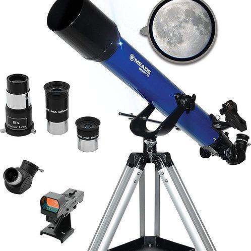 MEADE Infinity 70/700 AZ Refractor Telescope