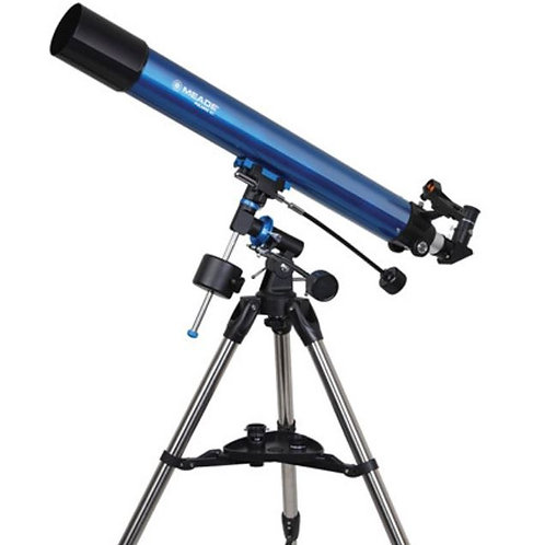 Meade Polaris 80/900 Equatorial Refractor Telescope