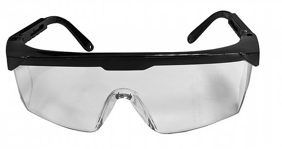 Wrap Around Safety Glasses