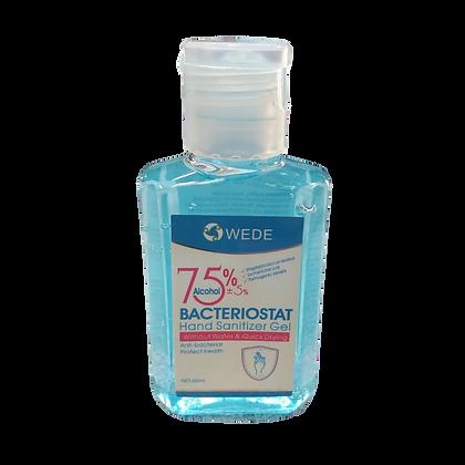 75% Alcohol Hand Gel 60ml Bottle