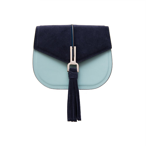 HORSEA Mix Small saddle bag with chain