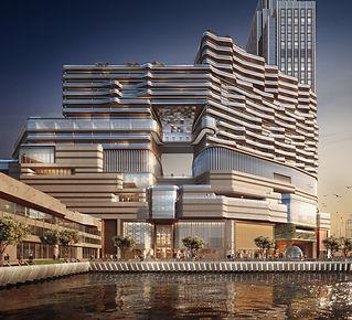 ARTUS_Exterior_Victoria Dockside_renderi