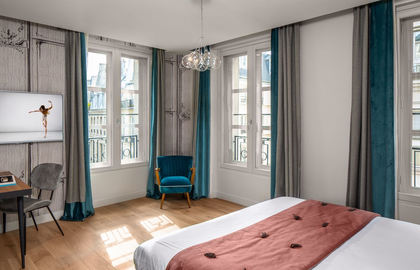 Lyrics Hotel, Paris