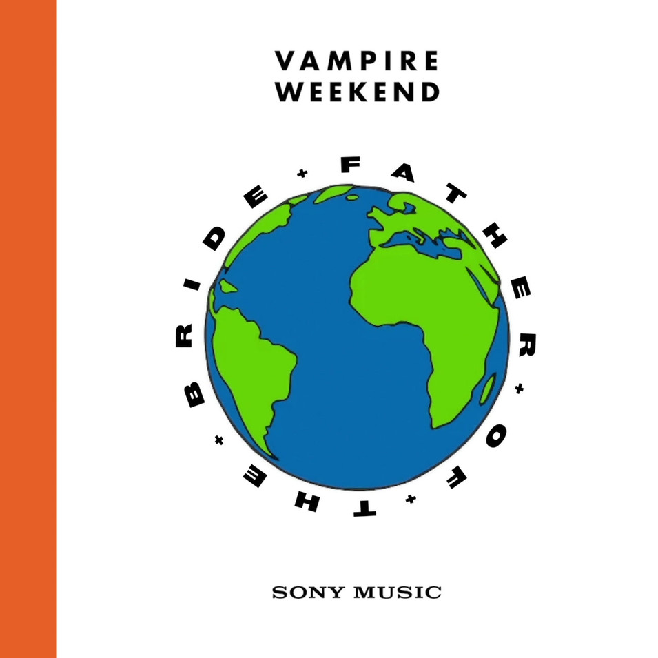 Vampire Weekend - Father Of The Bride - Announcement post
