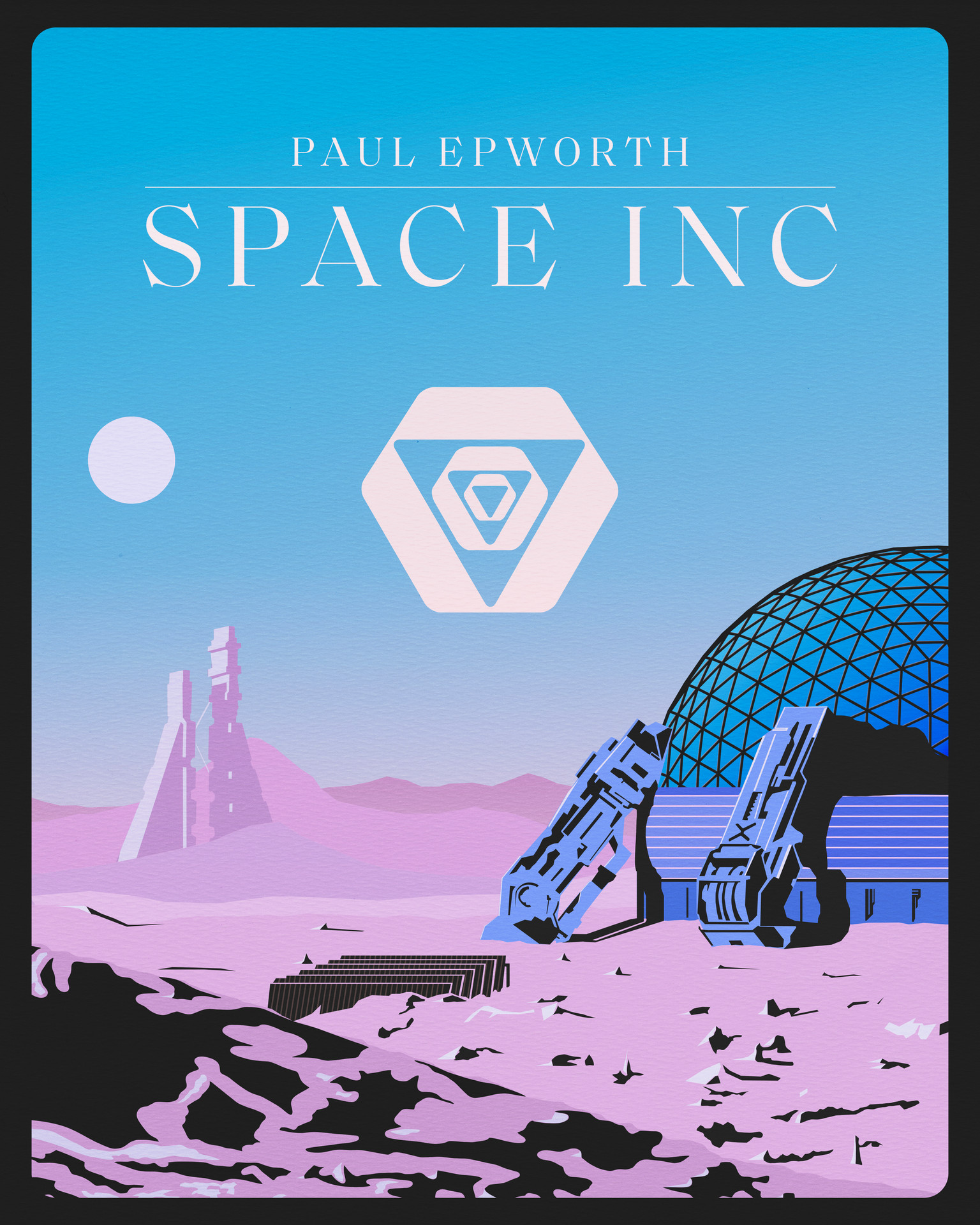 Space Inc poster