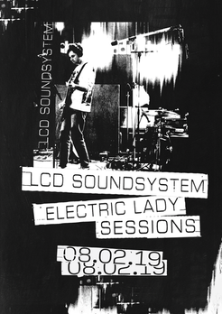 LCD Soundsystem - Indies Store Poster