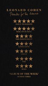 Leonard Cohen - Review Advert