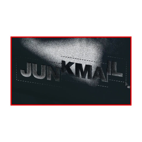 Junk Mail sawtooth experiment