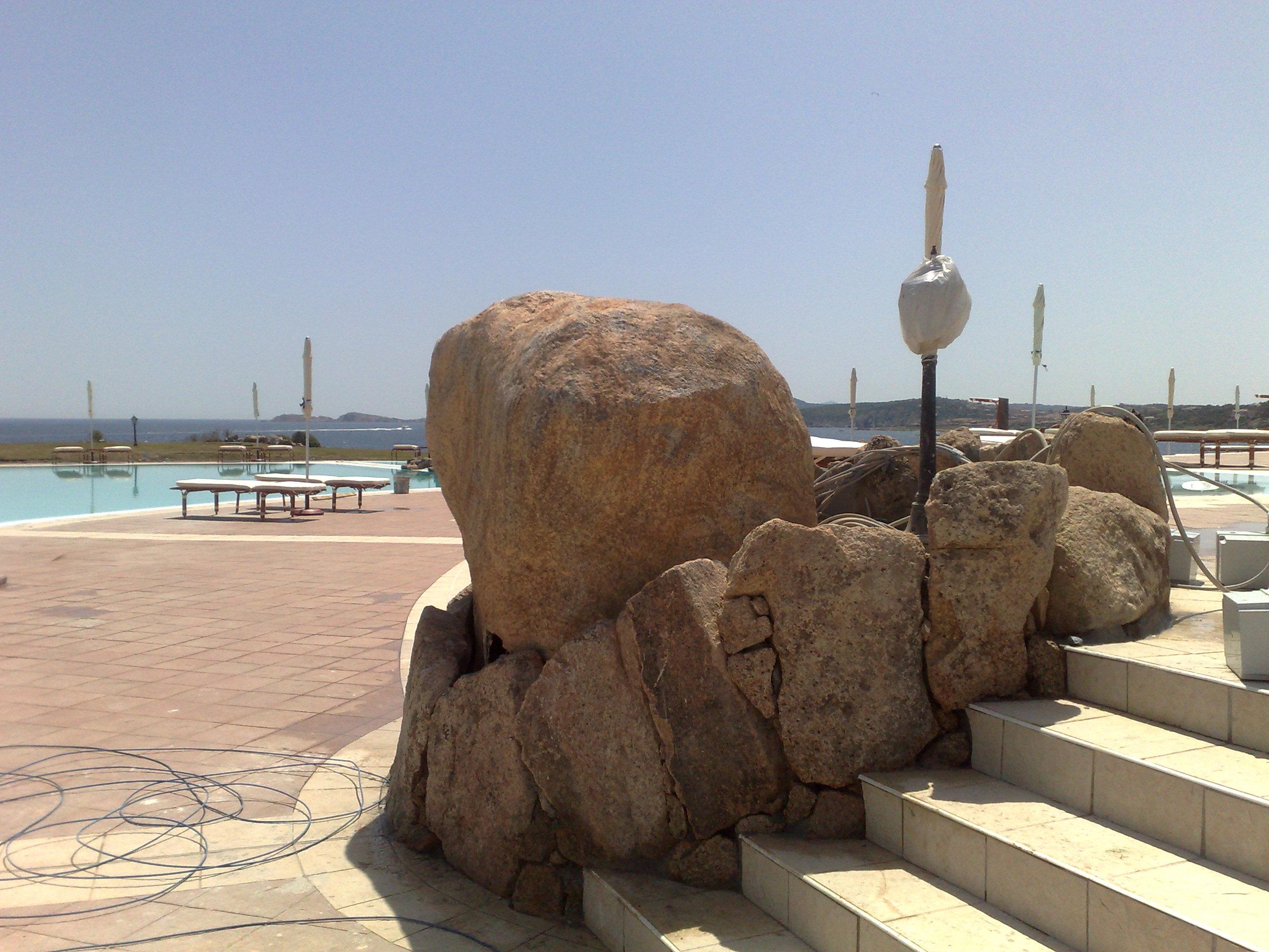 roccia artificiale1