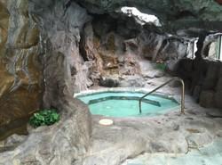 vasca in pietra ricostruita