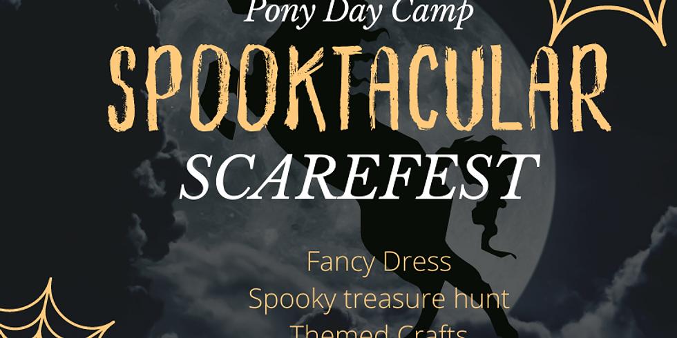 Halloween Pony Day Camp
