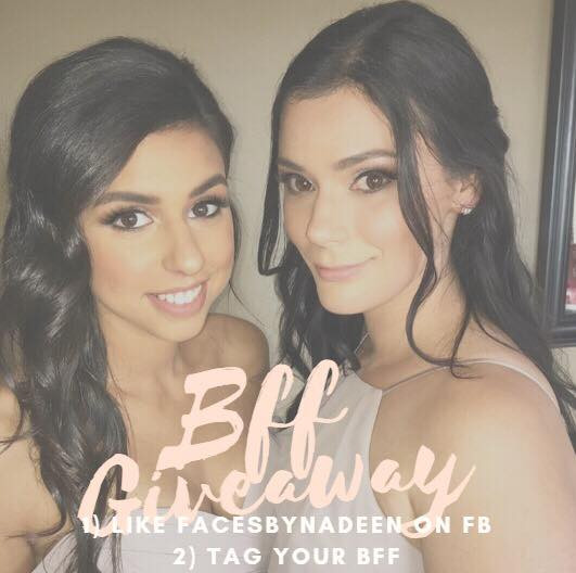 BFF Giveaway
