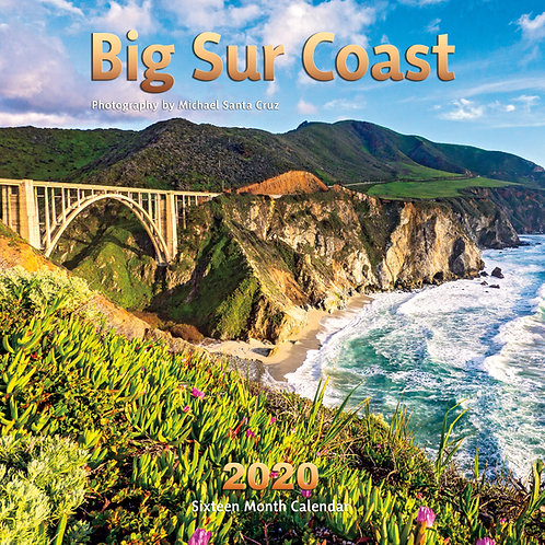 Big Sur 2020 Calendar