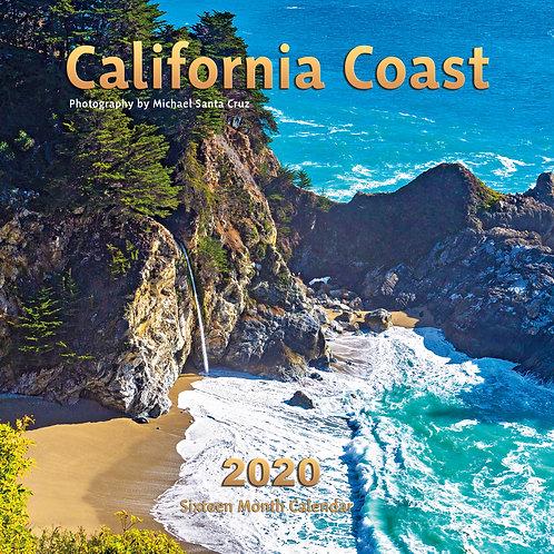 California Coast 2020 Calendar