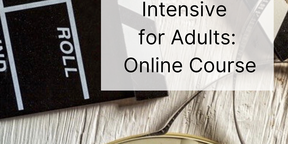 Preparing for the Profession Intensive for Adults: Online Course   August 24th - 29th