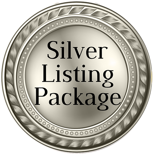 Silver Listing Package