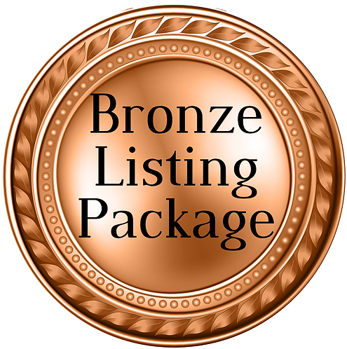 Bronze Listing Package