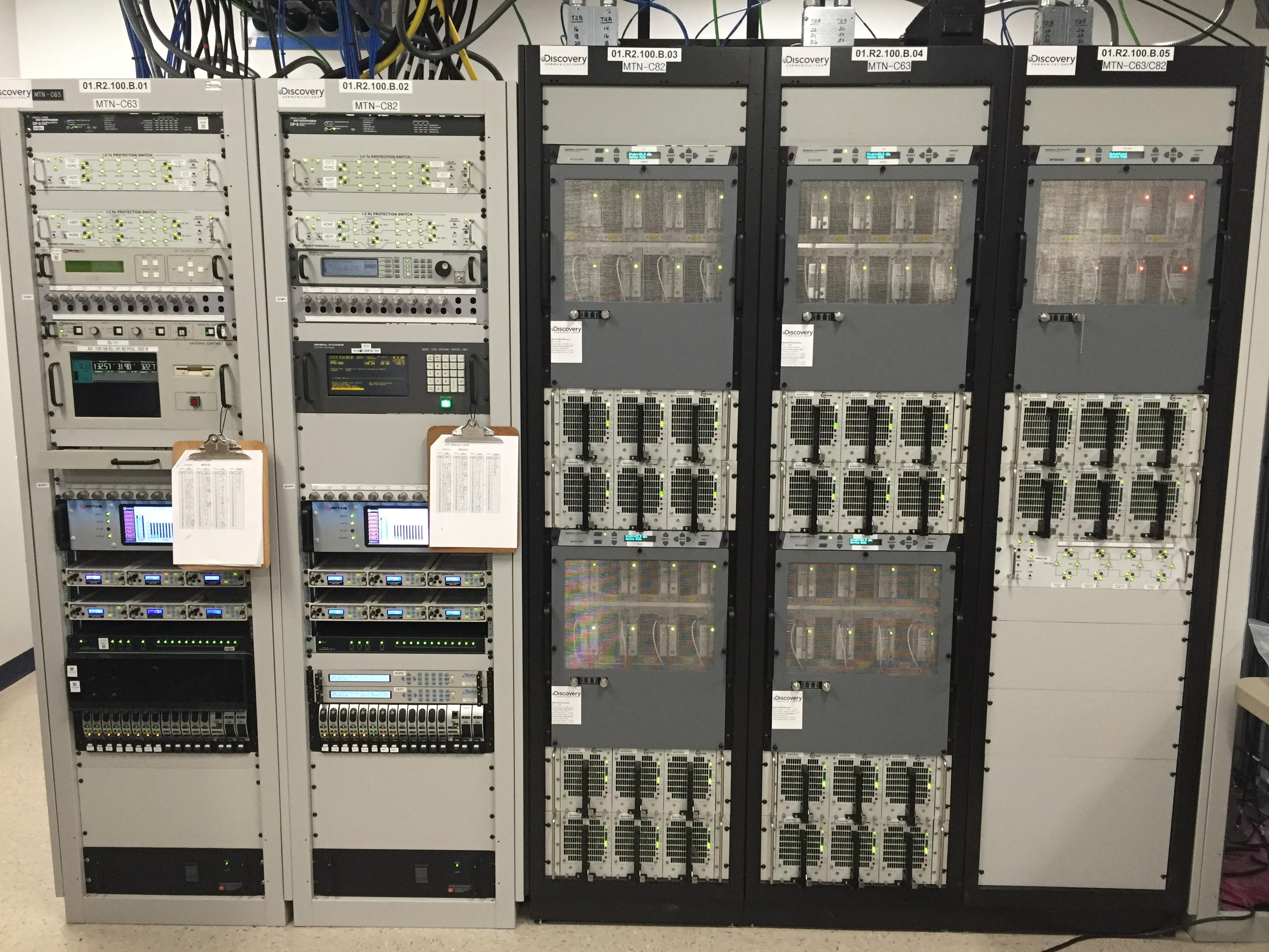 Rack Install