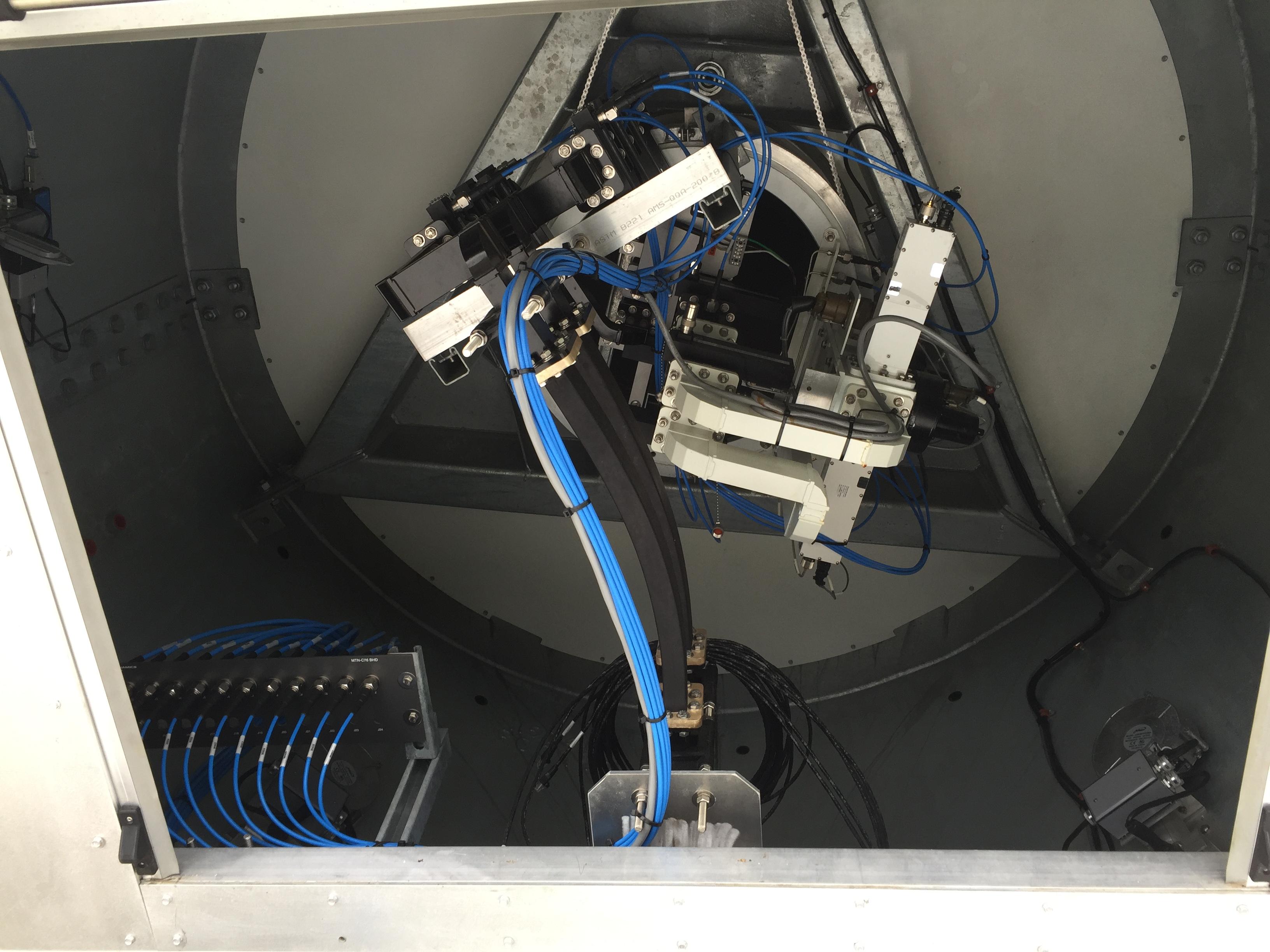 Hub Cabling