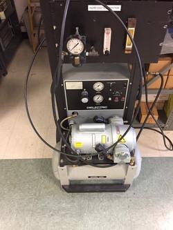 Pressure Test Station