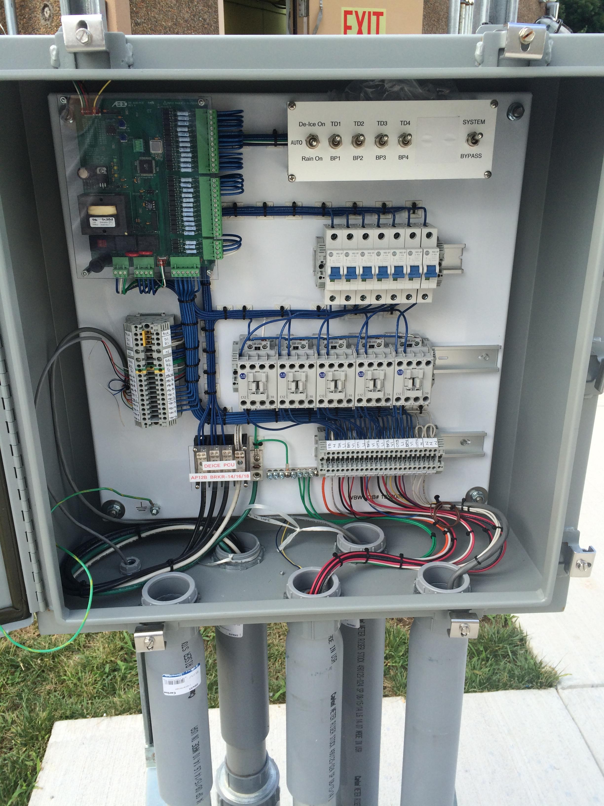 Deice Control Box