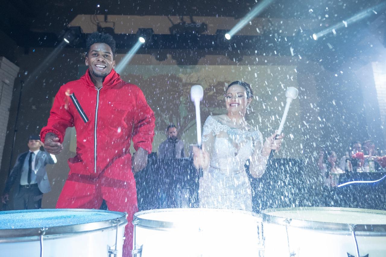 Tambores de Led
