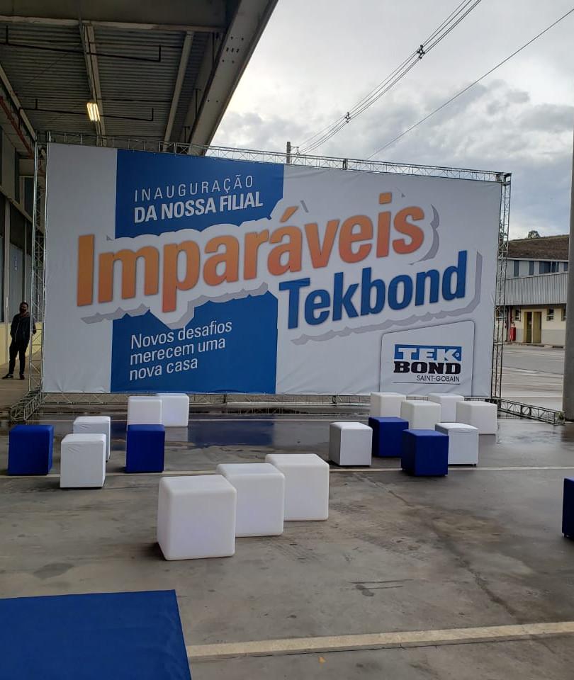 Ações Empresa Tekbond