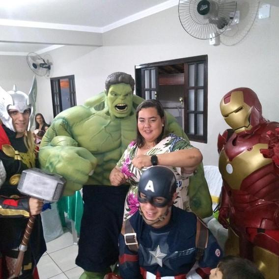 Personagens de Super Herói