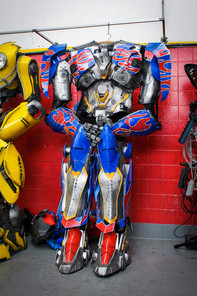 RoboLed - Robo de Led – Transformers