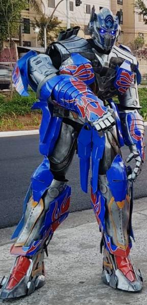 Optimus Boxter