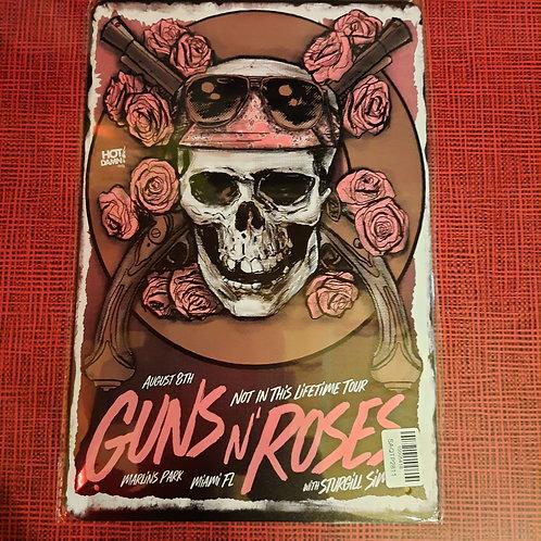 Guns and roses   HK436