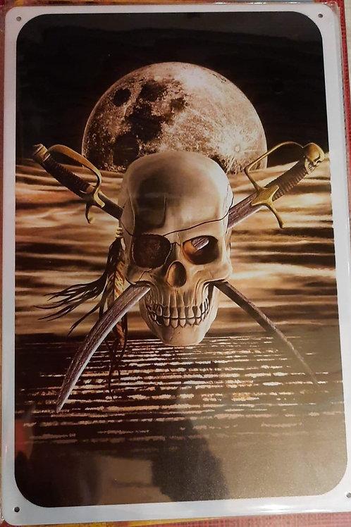 Pirates Skul   WW013