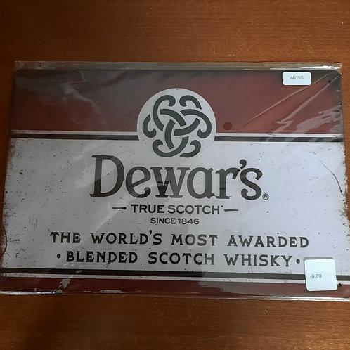 Dewar's Whisky A0165