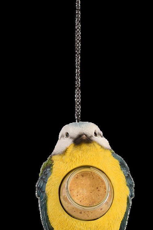 Vogelvoeder Pindakaashanger geel 37000565G